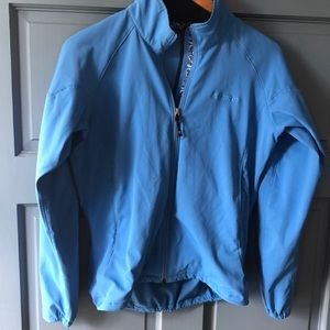 Marmot water resistant poly jacket